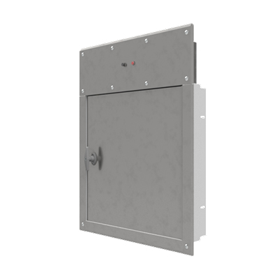 Electric Interlock Door u2013 Linen  sc 1 st  Columbia Chutes & Electric Interlock Door u2013 Linen u2013 Columbia Chutes