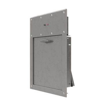 Electric Interlock Door – Rubbish